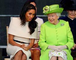 Księżna Meghan z zakazem od królowej! Czego jej zabroniła?