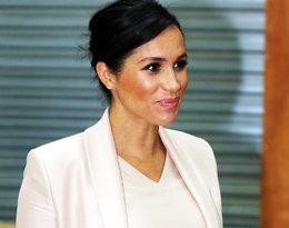 Nie cichną plotki o tym, że księżna Meghan udaje swoją ciążę...