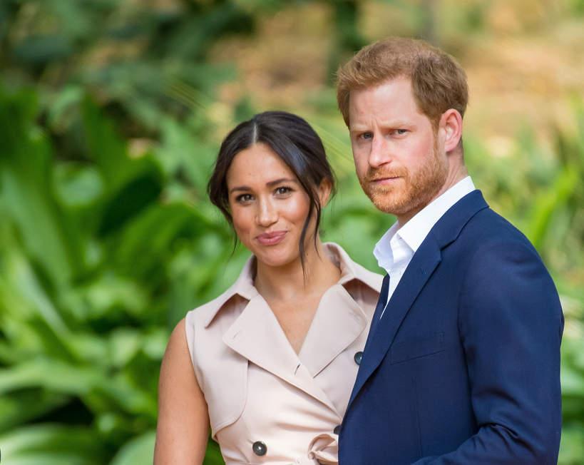 Księżna Meghan, Meghan Markle, książę Harry, 2020