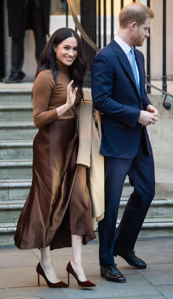 księżna Meghan odeszła z rodziny królewskiej
