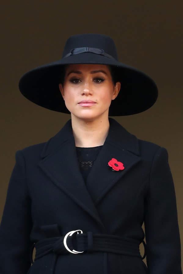 Księżna Meghan w 2019 roku