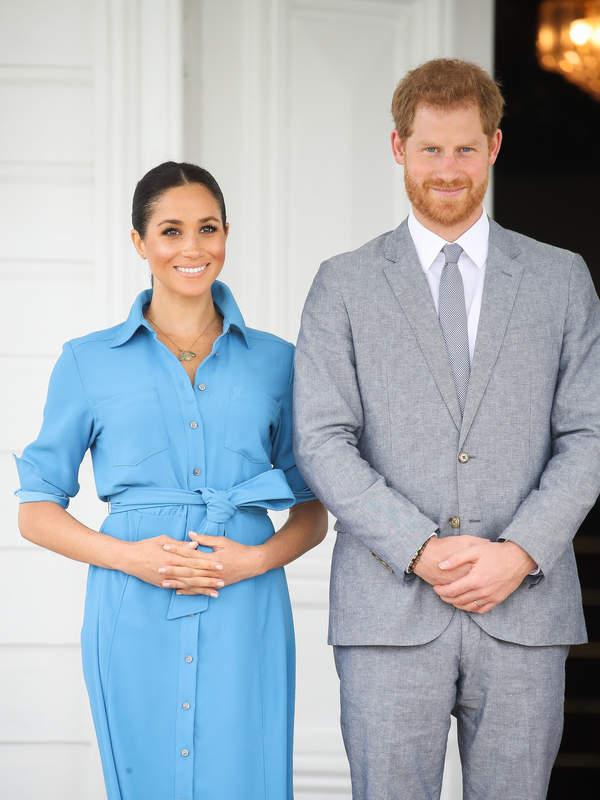 Księżna Meghan w drugiej ciąży