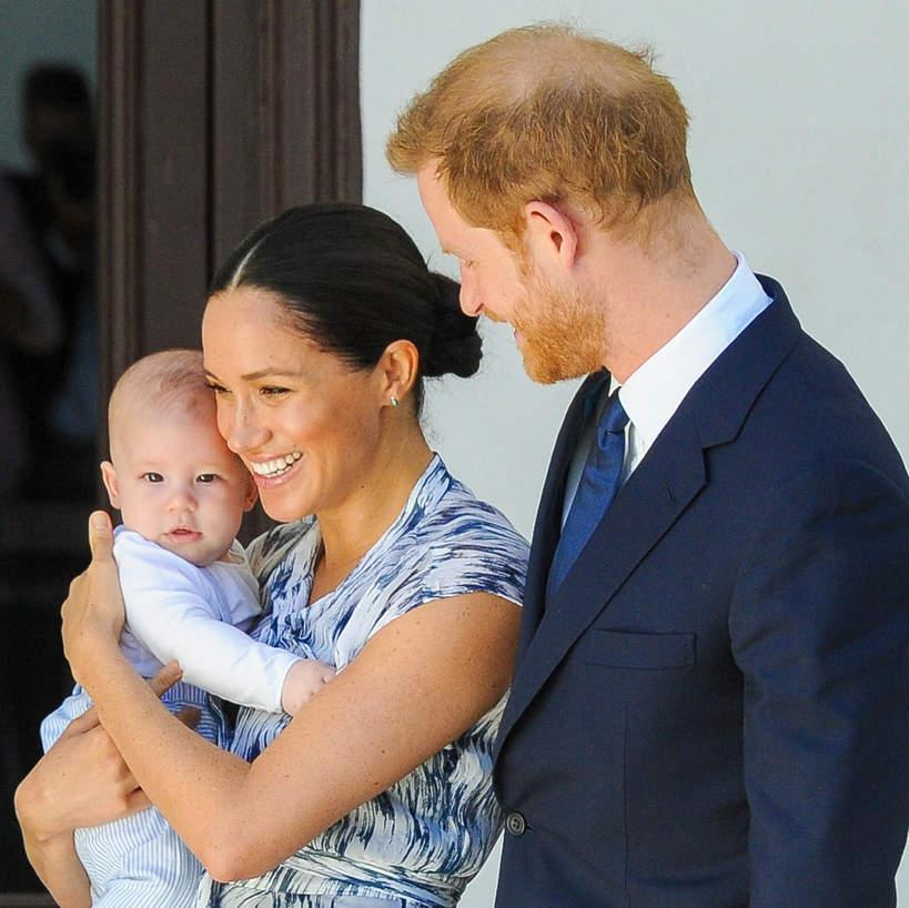 Księżna Meghan w pierwszym wywiazdie po narodzinach drugiego dziecka