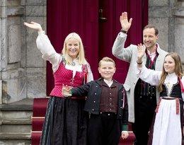 księżna Mette-Marit, księżna Norwegii, norweska rodzina królewska, książę Haakon