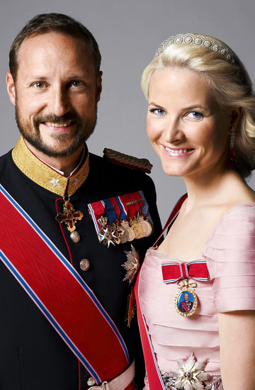 Księżna Norwegii, księżna Mette-Marit