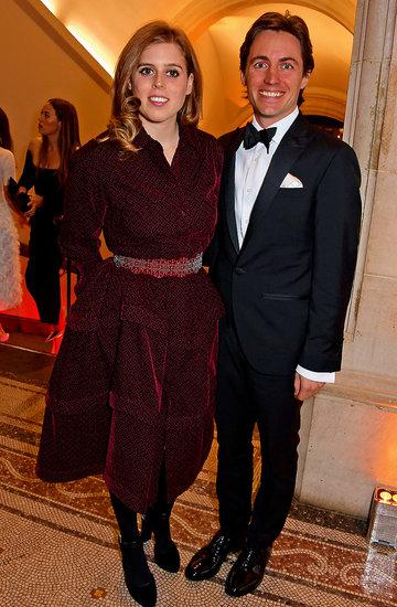 Księżniczka Beatrice, Eduardo Mapelli Mozzi