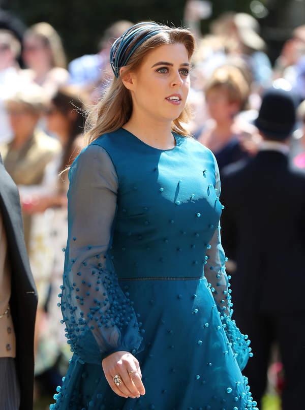 Księżniczka Beatrice i Meghan Markle mają konflikt?
