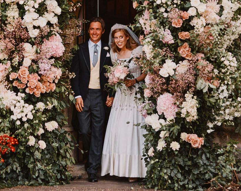 Księżniczka Beatrice, ślub