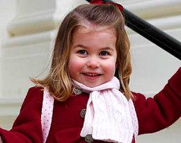 Księżniczka Charlotte kończy cztery lata! Do kogo jest bardziej podobna?