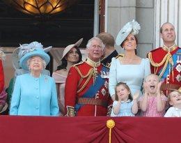 Księżniczka Charlotte, książę George