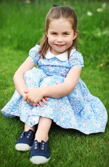 księżniczka Charlotte, księżniczka Estelle