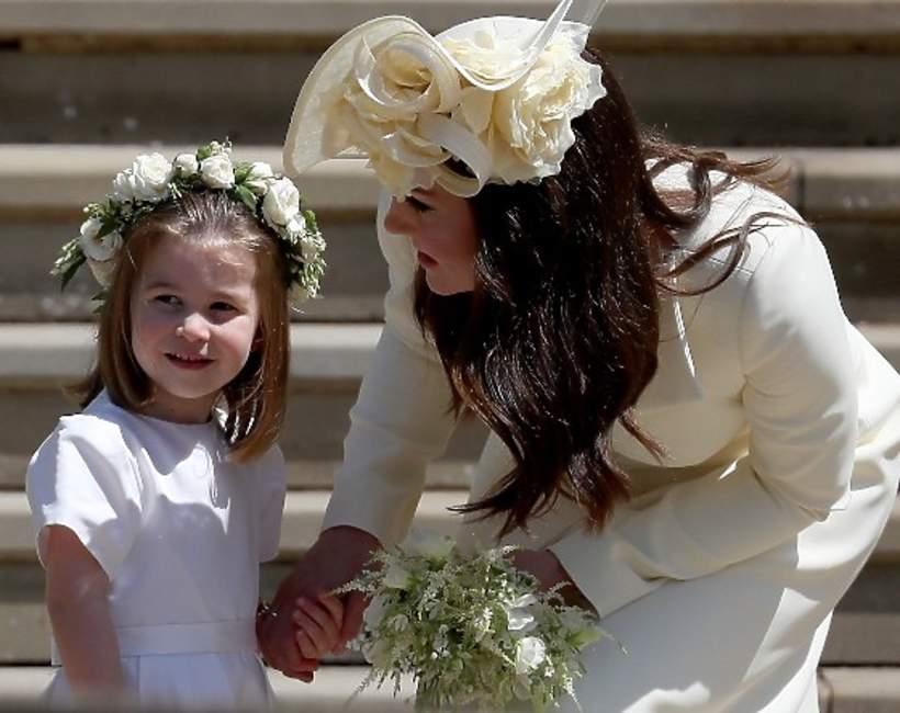 księżniczka Charlotte niegrzeczna