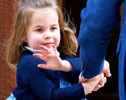 Księżniczka Charlotte i książę George nie mogą jeść razem z dorosłymi?