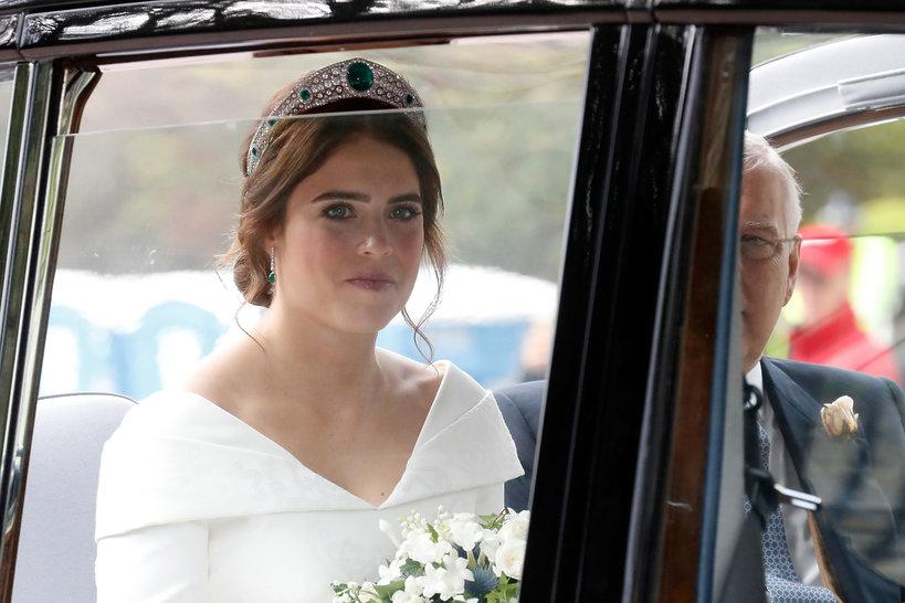Księżniczka Eugenia, ślub