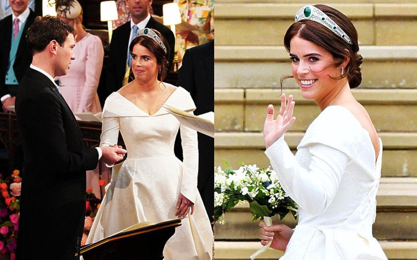 księżniczka Eugenia ślub