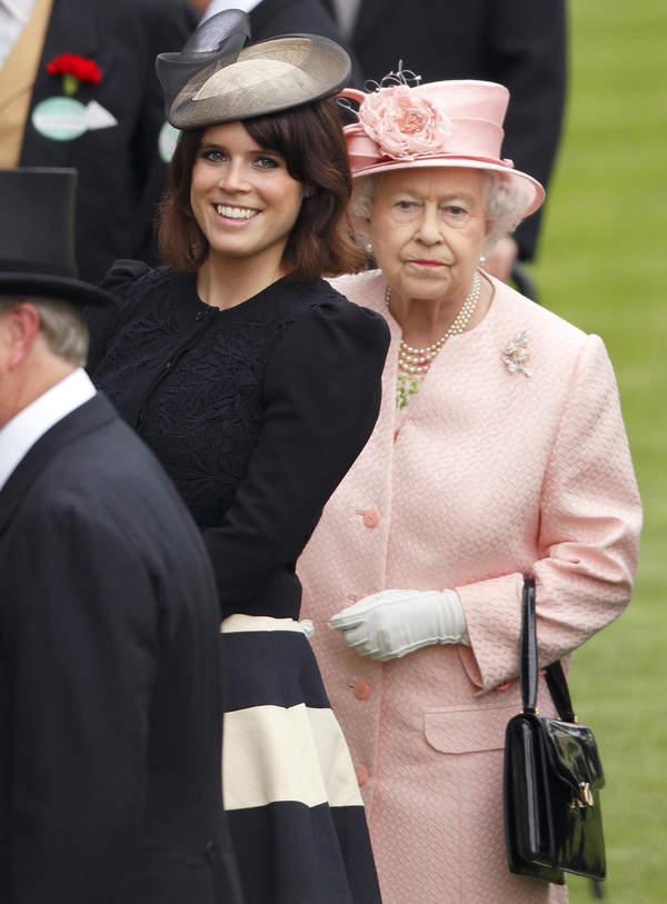 Księżniczka Eugenia, wnuczka królowej Elżbiety II