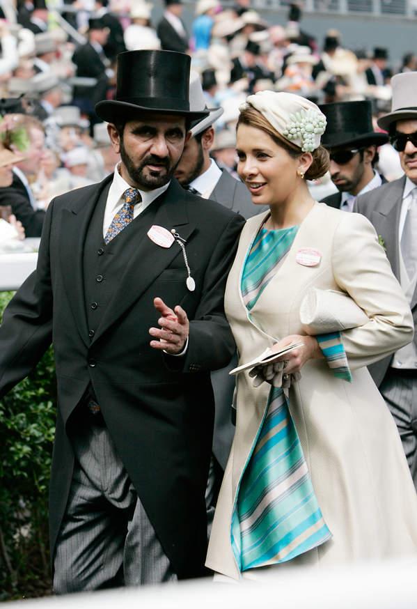 księżniczka Haya mąż