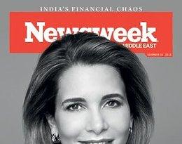 Księżniczka Haya Newsweek