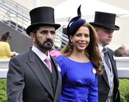 księżniczka Haya, Szejk Mohammad Bin Rashid Al Maktoum