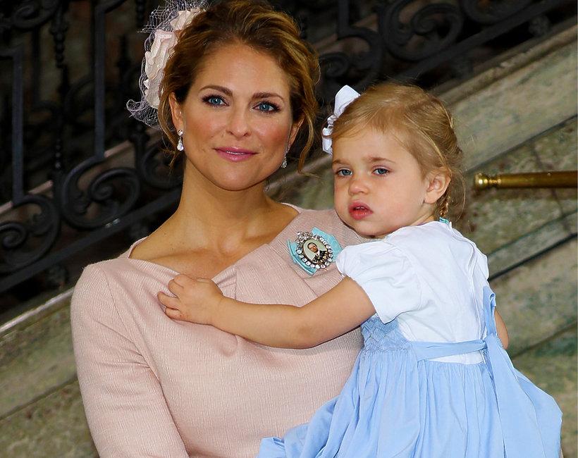 Księżniczka Magdalena, księżniczka Madeleine