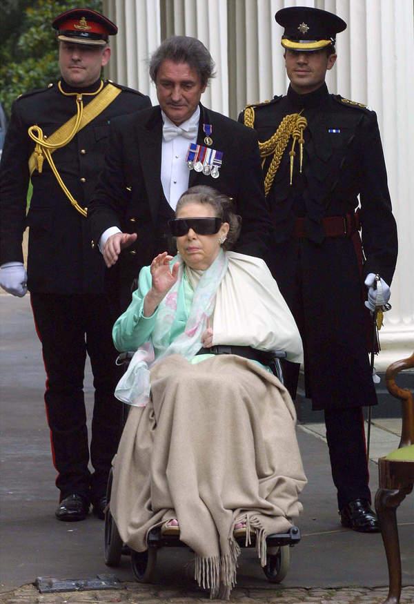 Księżniczka Małgorzata 2001 rok