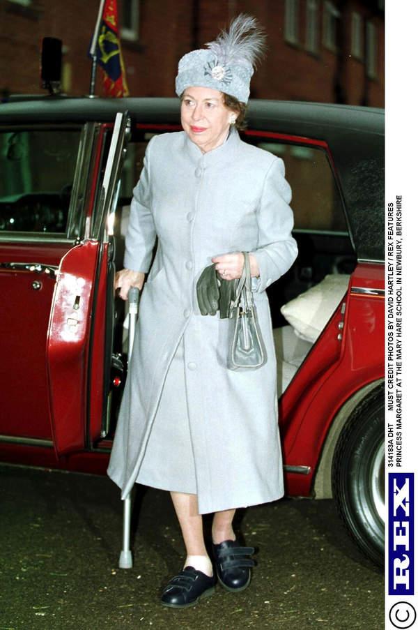 Księżniczka Małgorzata choroba