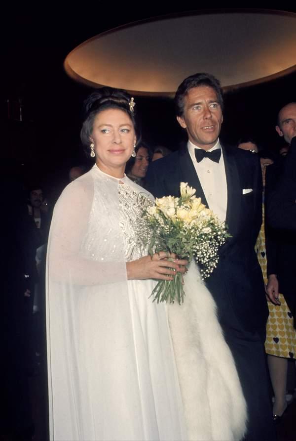 księżniczka Małgorzata i Lord Snowden