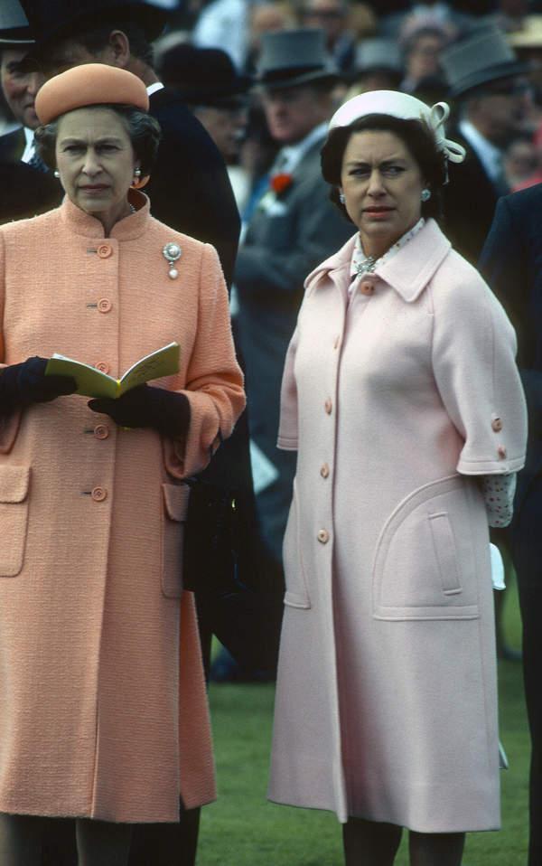 Księżniczka Małgorzata, królowa Elżbieta II, 1979 rok
