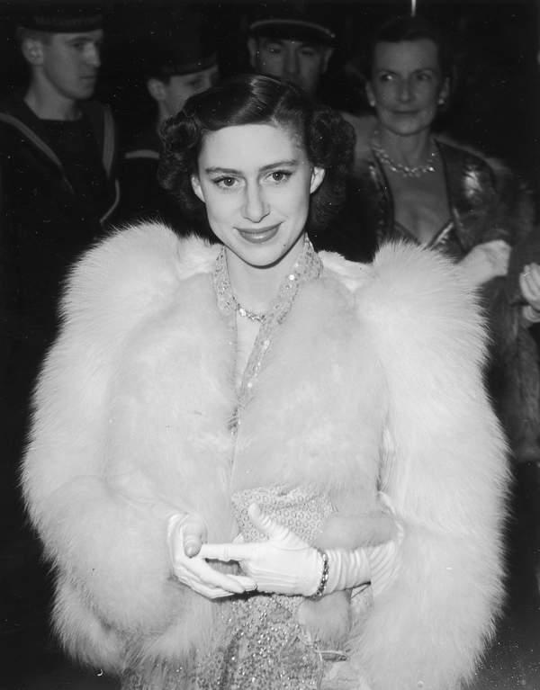 księżniczka Małgorzata młoda
