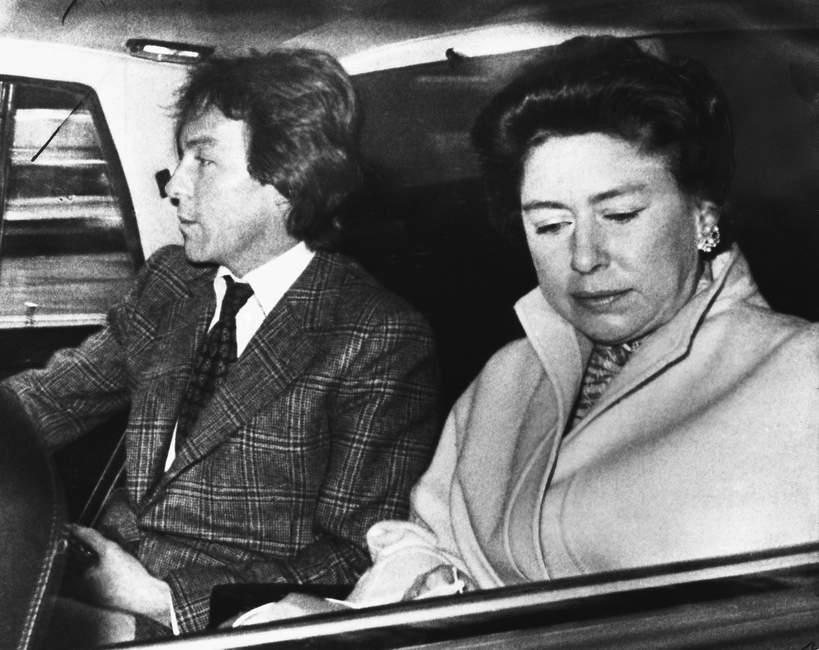Księżniczka Małgorzata, Roddy Llewellyn, 1978 rok