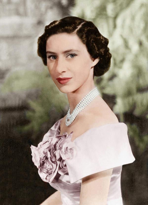 Księżniczka Małgorzata w młodości