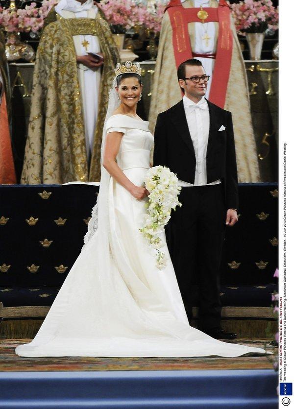 Księżniczka Victoria ze Szwecji, ślub
