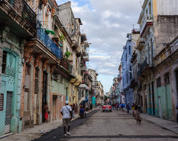 Kuba w Amewryce Środkowej
