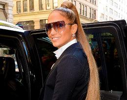 Jennifer Lopez naśladuje styl Ariany Grande i Kim Kardashian?