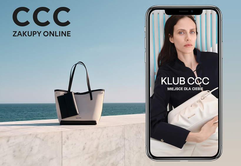 Kupuj online w CCC - na stronie i w aplikacji