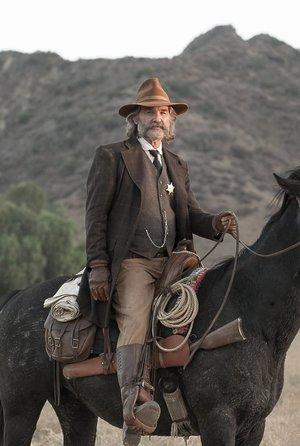 Kurt Russell w filmie Bone Tomahawk, reż. S. Craig Zahler