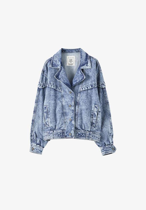 kurtka jeansowa na wiosnę 2021