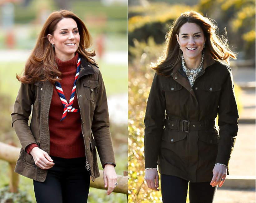 kurtki w stylu Kate