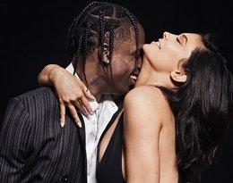 Kylie Jenner, Travis Scott na okładce GQ