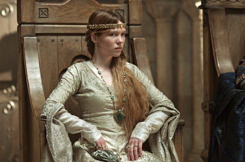 Léa Seydoux w filmie Robin Hood