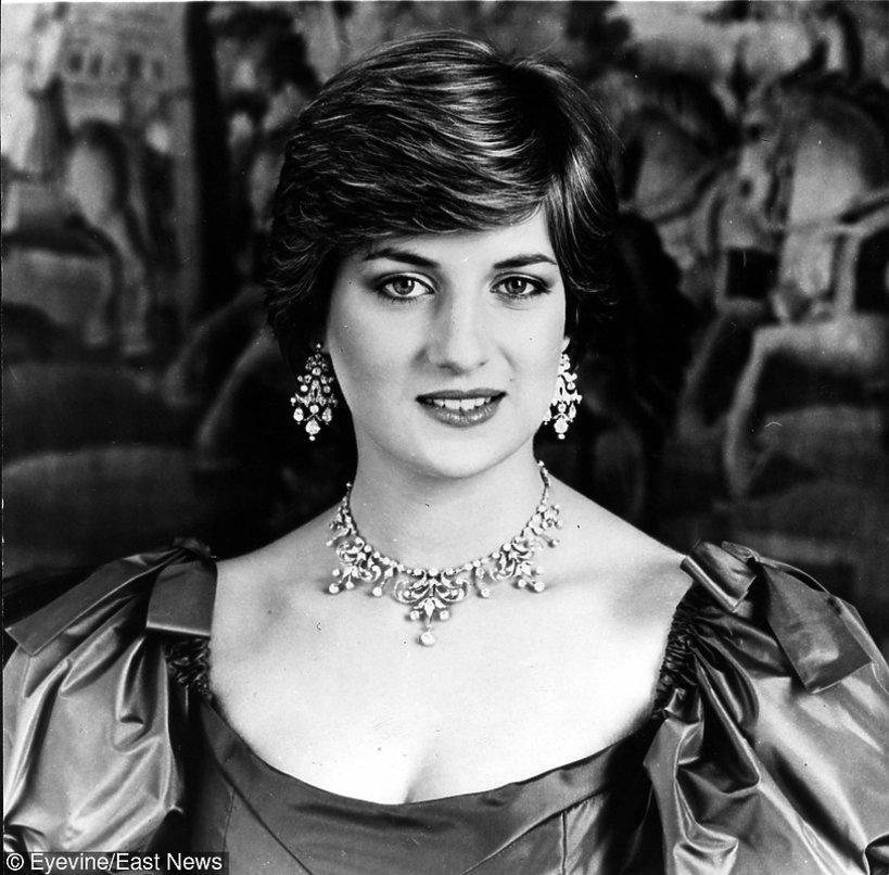 Lady Diana, 1983 rok