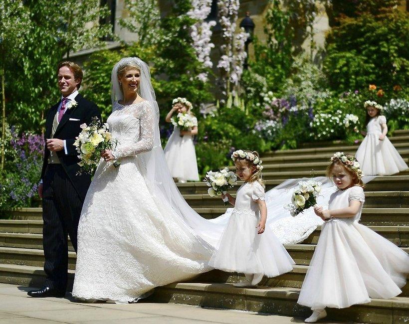 Lady Gabriella Windsor, ślub