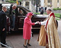 Lady Gabriella Windsor, ślub, królowa Elżbieta II