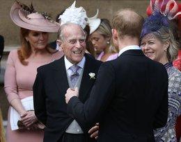 Lady Gabriella Windsor, ślub, książę Filip, książę Harry
