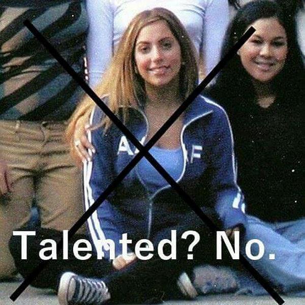 Lady Gaga była prześladowana
