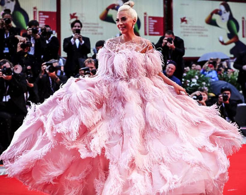 Lady Gaga, Festiwal Filmowy w Wenecji 2018