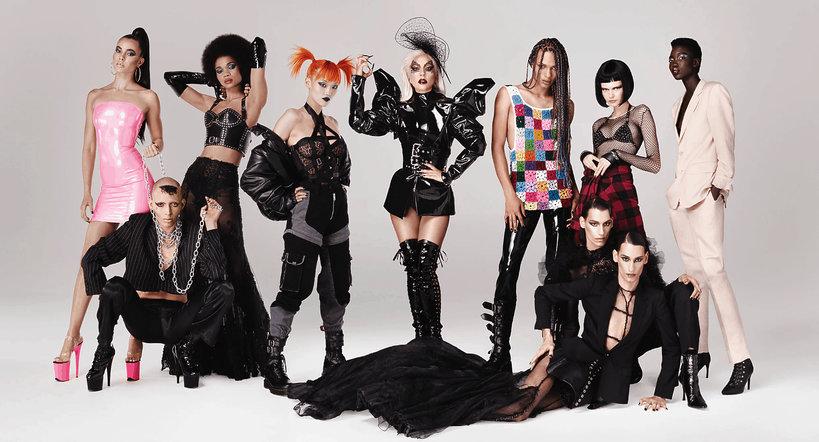 Lady Gaga kosmetyki