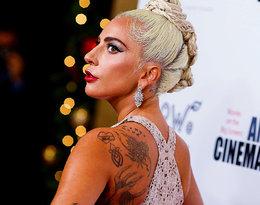 Lady Gaga pokazała nowy tatuaż na... kręgosłupie!