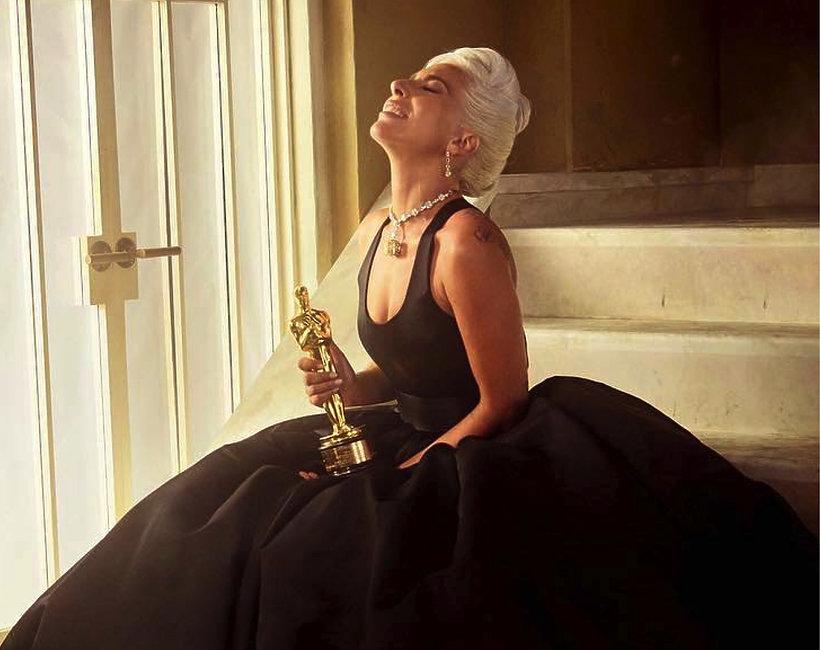 Lady Gaga, sesja Vanity Fair, Oscary 2019