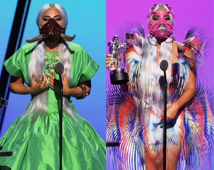 Lady Gaga, VMA 2020